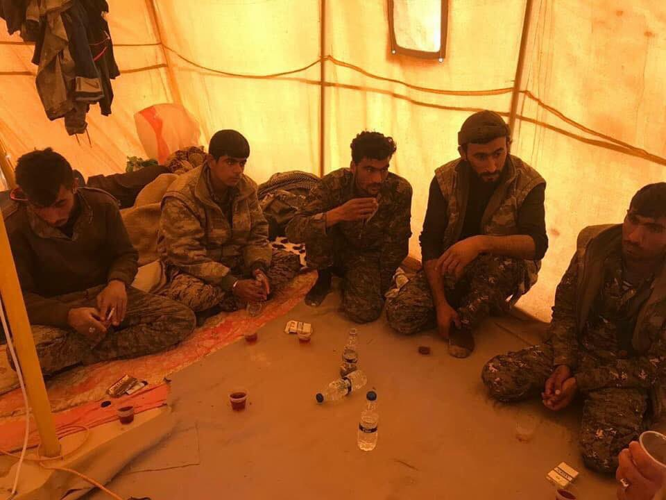 11 SDF Members Defected, Fled Iraq After Clashes With ISIS (Photos)