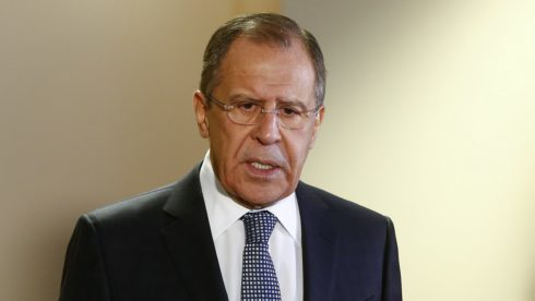 Russian Foreign Minister Warns U.S. From Attempts To Create 'Quasi-State' In Syria