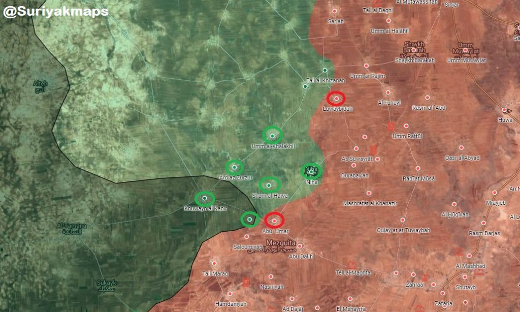 Hayat Tahrir al-Sham Gains New Area In Southern Idlib As ISIS Terrorists Surrender
