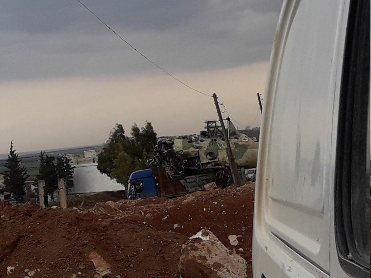 Turkish Army Conducts New Reconnaissance Mission In Southern Idlib (Video, Photos)