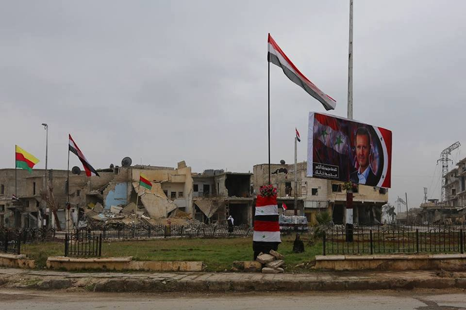 Syrian Army Is Preparing To Enter Afrin Area – Media