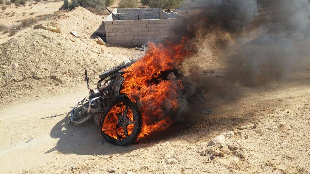 Two Egyptian Security Forces Service Members Killed In IED Attack. Egyptian Army Continues Its Operations In Sinai (Photos)