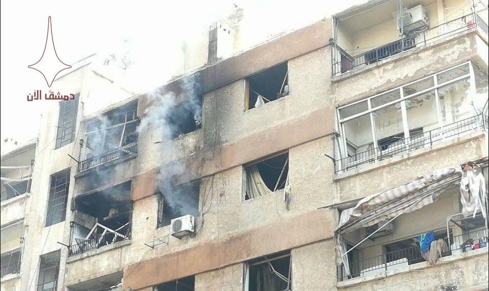 Jaysh al-Islam Shells Damascus With Heavy Rockets. Russian Warplanes Respond (Video, Photos)
