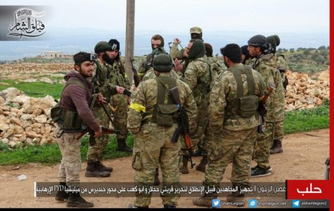 Turkish Forces Captured Abu Kaab and Hajiler From YPG (Photos)