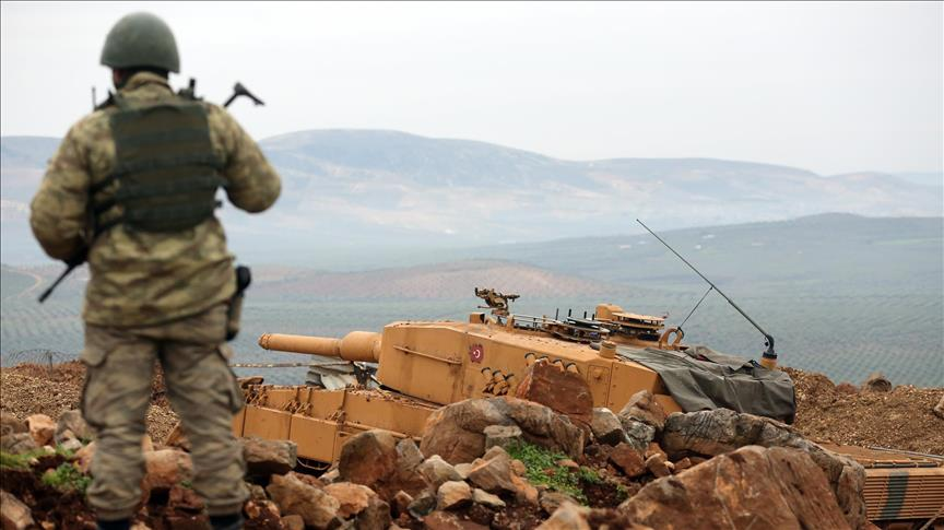 11 Turkish Soldiers Involved In Operation Olive Branch Were Killed, 11 Were Injured On Saturday