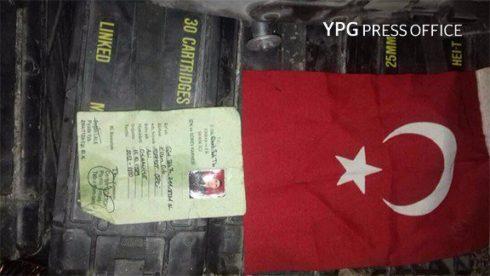 Kurdish Forces Destroy Turkish Armoured Vehicle, Capture another One In Shaykh Khurus - YPG