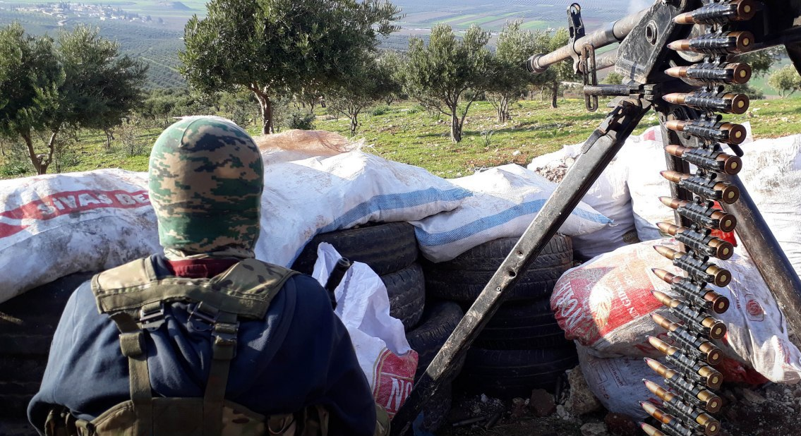 Clashes Between Hay'at Tahrir al-Sham And Syria's Liberation Front Spread Into Northern Idlib