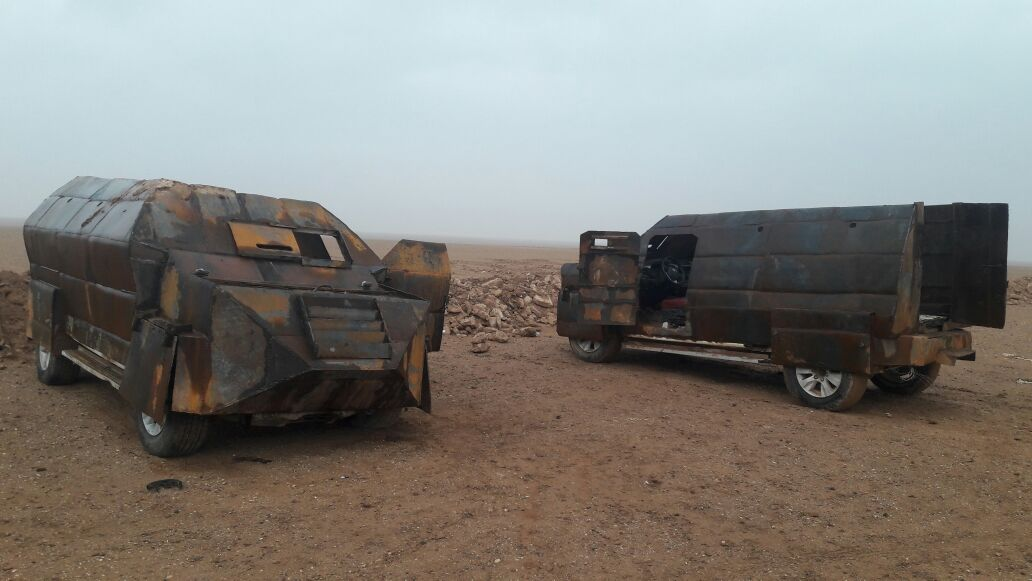 Syrian Democratic Forces Capture al-Bahrah, Claim Over 1,000 ISIS Members Killed There (Photos)