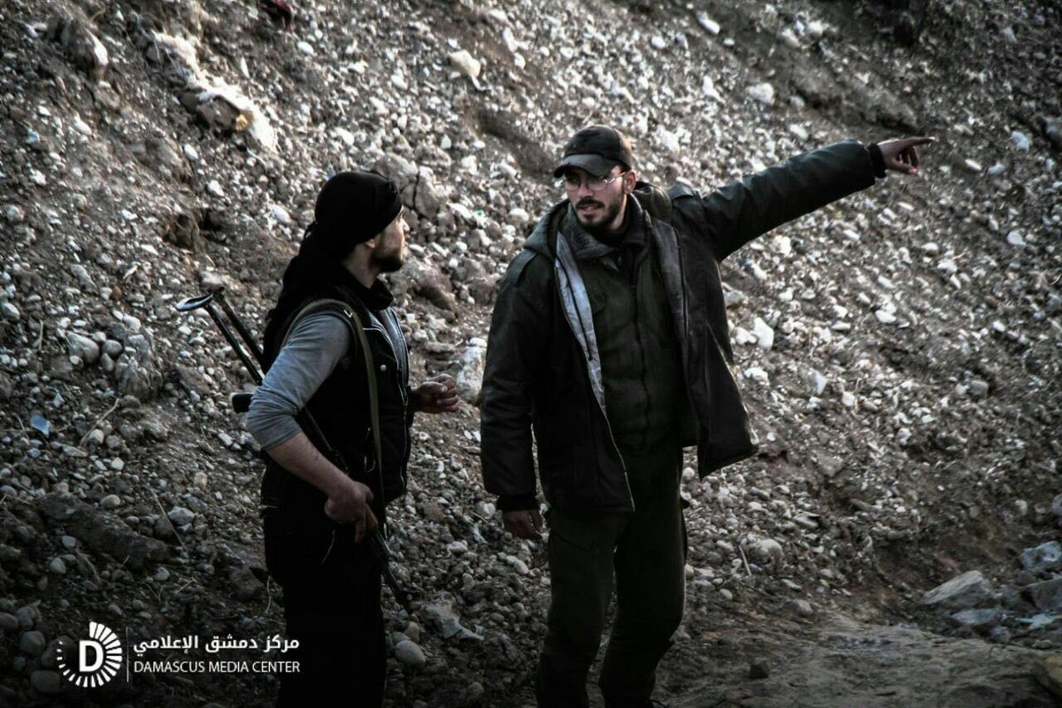 Syrian Army Seeks To Cut Off Militant Supply Lines In Eastern Damascus (Videos, Photos)