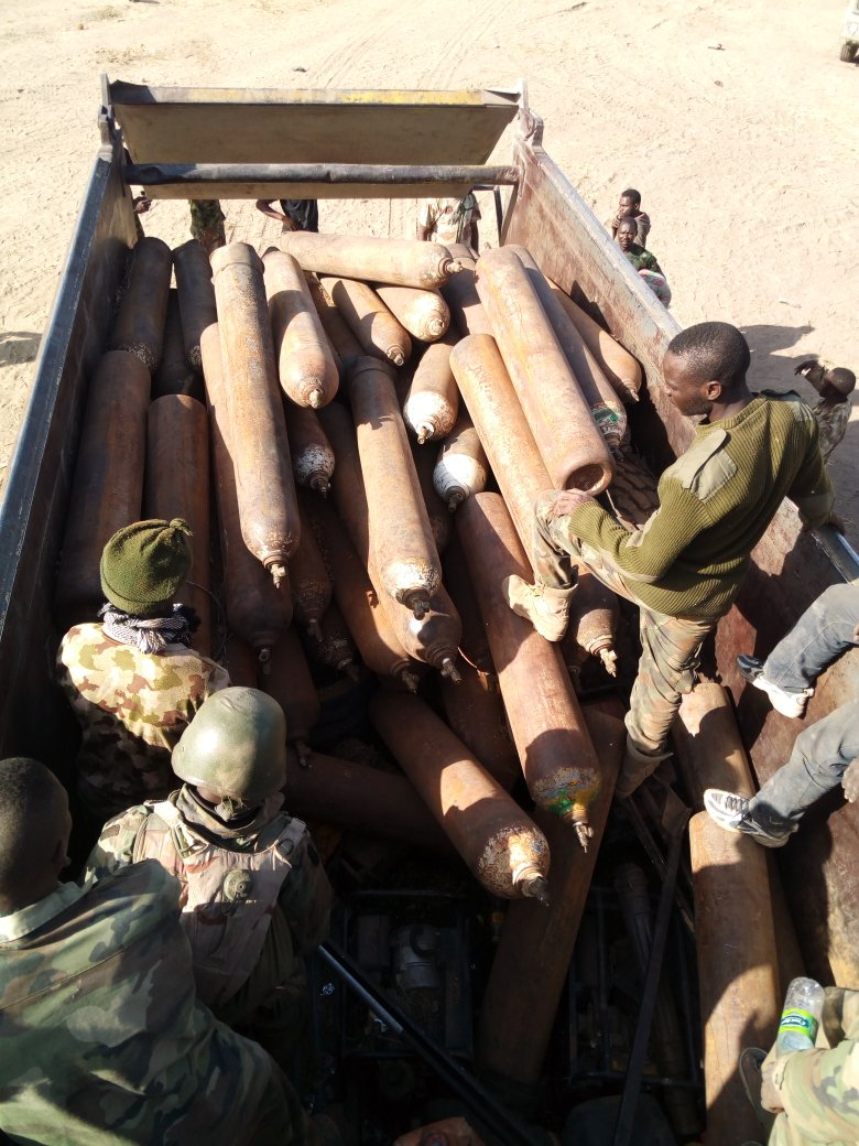 Nigerian Army Expands Military Operations Against Boko Haram In Northeastern Part Of Country (Photos, Video)