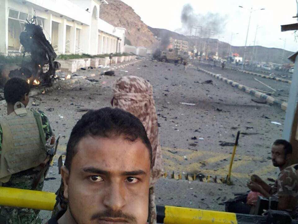 ISIS Attacks Counter-Terrorism Forces In Yemen's Aden With Two Car Bombs (Photos)
