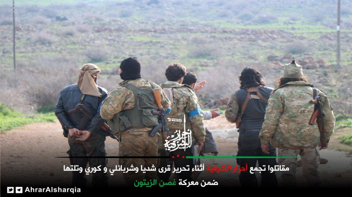 Le forze turche catturano una vasta area nel nord-occidentale Afrin (mappa, foto)
