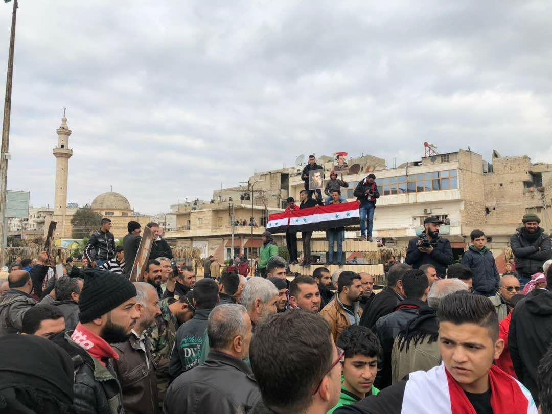 Kurdish Forces To Hand Over Tell Rifaat Town To Syrian Army – Media