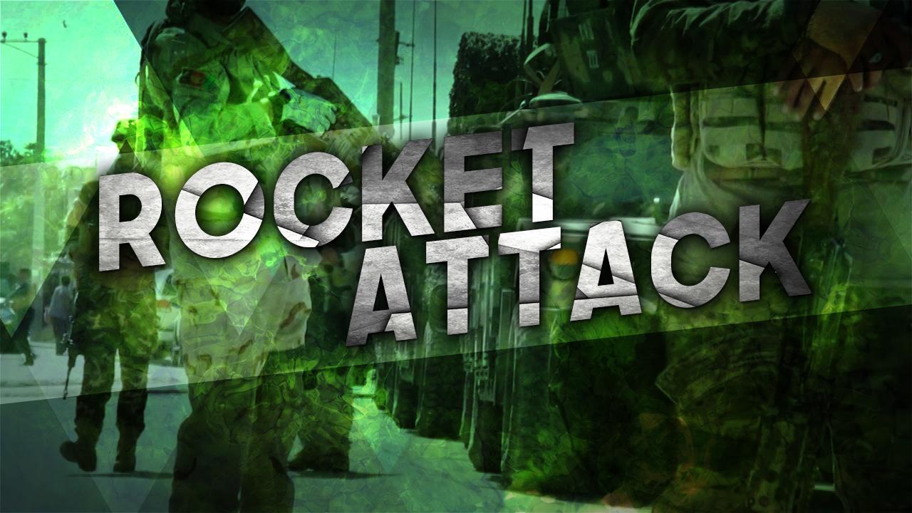 Rocket Attack Hit US Camp Victory In Baghdad