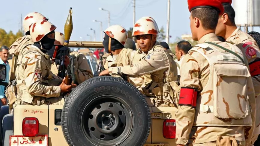Egypt Launches Large Military Operation Against Terrorists