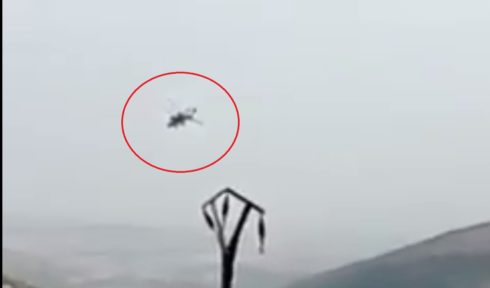 Kurdish Forces Reportedly Shot Down Turkish T129 ATAK Attack Helicopter Involved In Operation Olive Branch