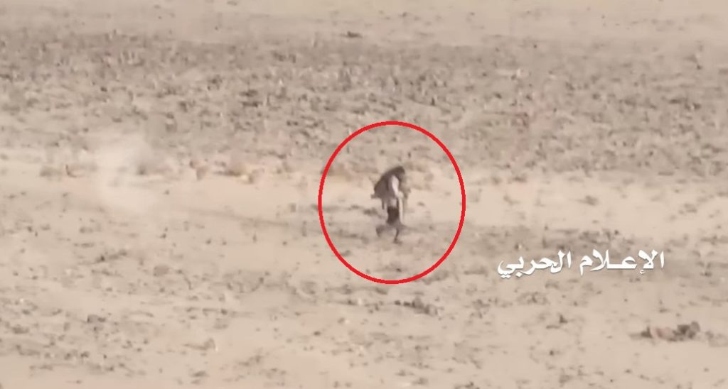 Video: Houthi Fighter Rescues His Injured Counterpart Under Heavy Fire Of Saudi-backed Forces