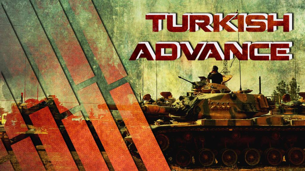 Turkish Intelligence and Sabotage Forces