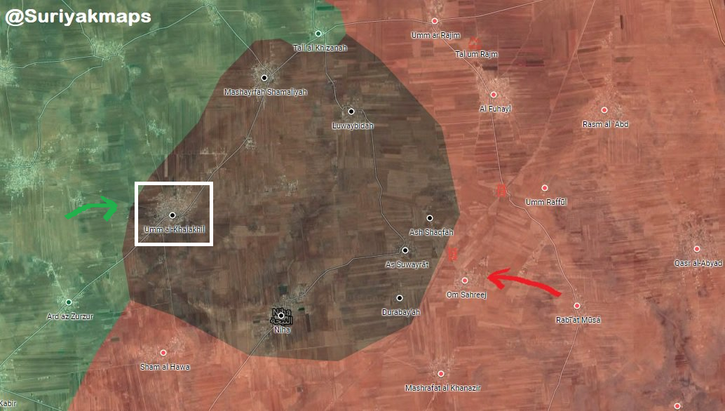 Hay'at Tahrir al-Sham Launches Attack Against ISIS Pocket In Southeastern Idlib