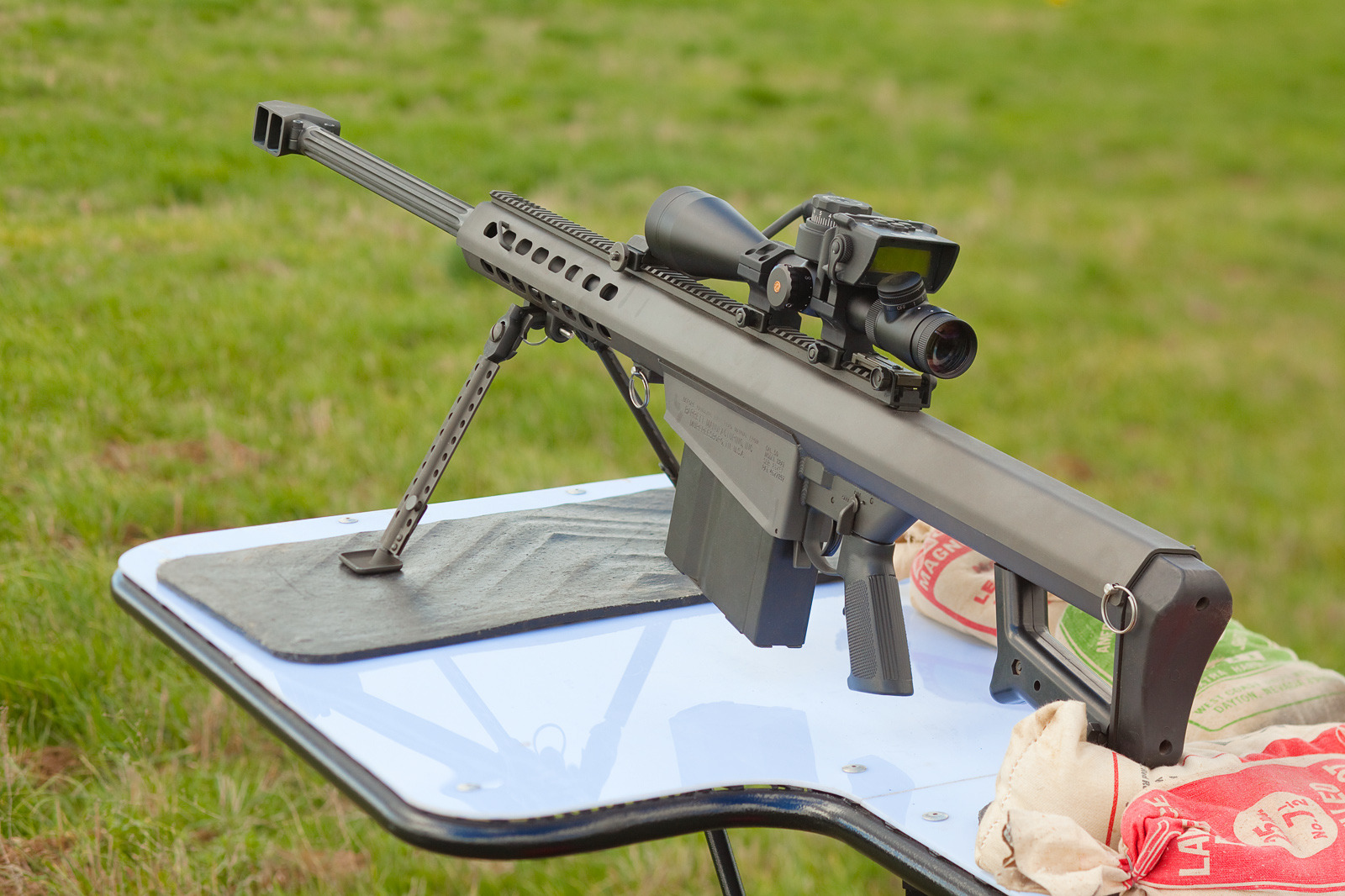 Overview Of U S  And Russian Sniper Rifles
