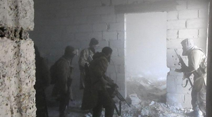 ISIS Captures Large Part Of Yarmouk Camp In Southern Damascus