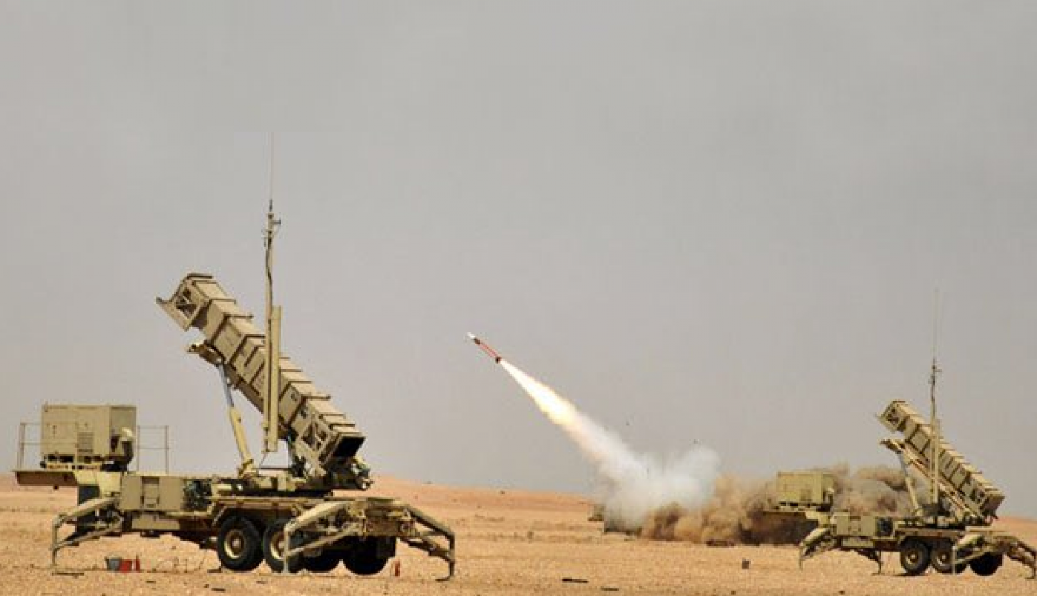 Houthis Reportedly Destroyed Saudi Arabia's Patriot Air Defense System In Western Yemen