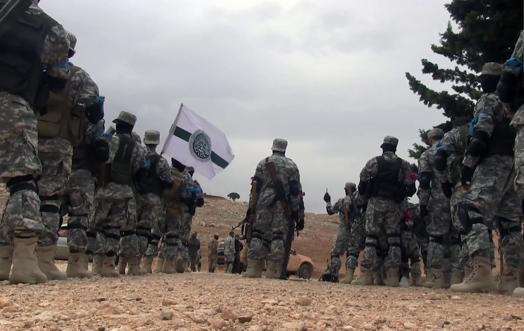 Hay'at Tahrir al-Sham Recaptures More Positions From Syria's Liberation Front