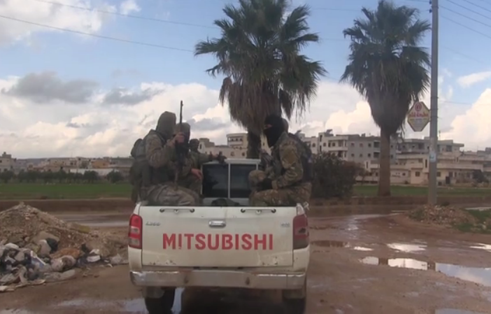 Hay'at Tahrir al-Sham Launches New Attack To Recapture Key Border Crossing In Northern Idlib (Photos)