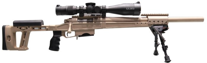 U.S. And Russian Sniper Rifles - Overview