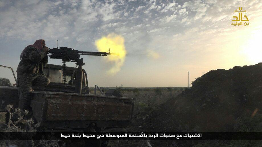 ISIS Repels Israeli-backed Attack In Southern Syria, Launches Successful Counter-Attack (Photos)