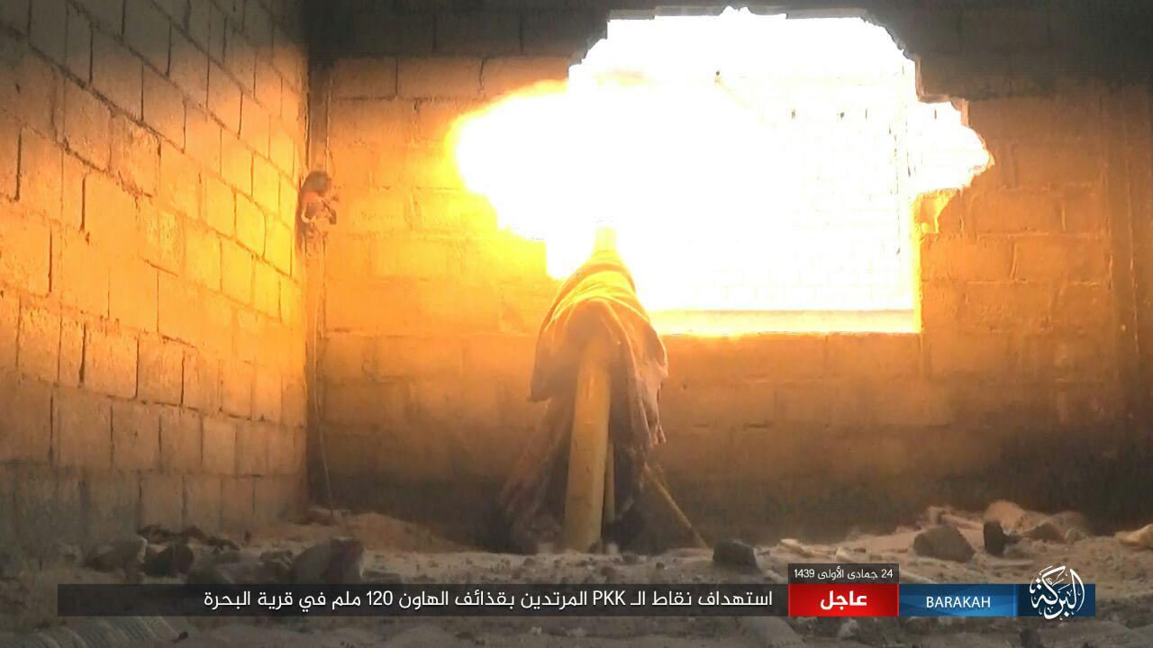 US-backed Forces Renew Their Attack On ISIS In Southeastern Deir Ezzor (Photos)