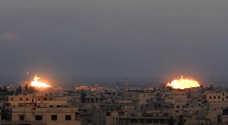 UN Delays Vote On Ceasefire In Syria