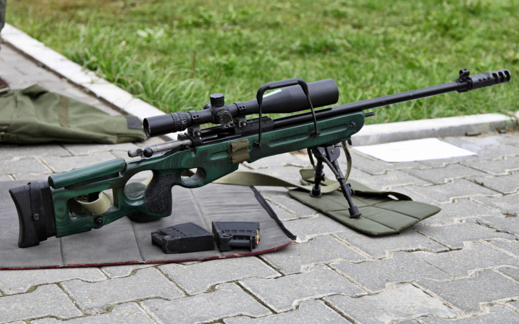 Overview Of U.S. And Russian Sniper Rifles