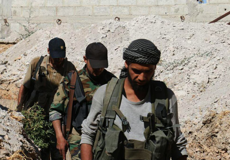 East Ghouta Civilians Forming Armed Groups To Stand Against Militants - Russian Reconciliation Center