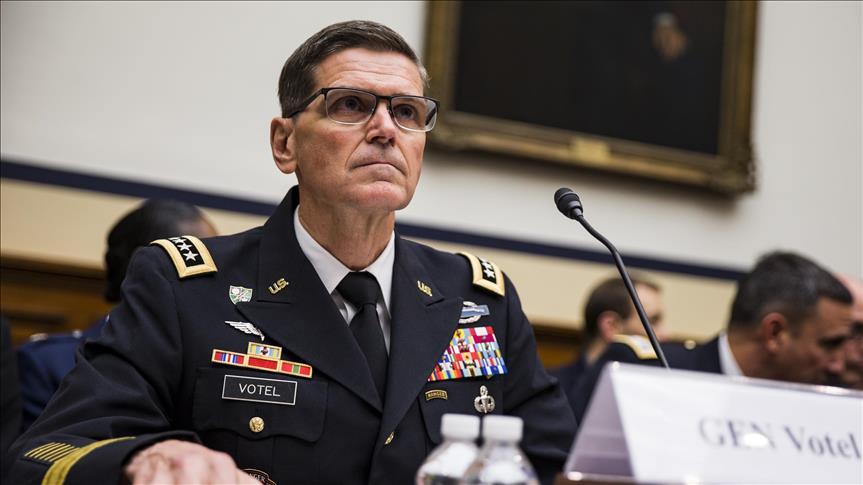 "U.S. CENTCOM: Russia, Iran Prevent Syria From ""Moving Forward"". Russian Air Defenses Threaten U.S. Air Power's Dominance"