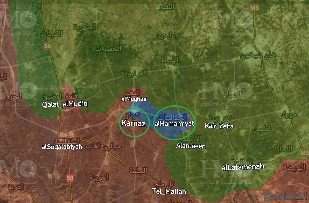 Syrian Army Repels FSA Attack In Hama, Kills Dozens Militants (Photos, Video)