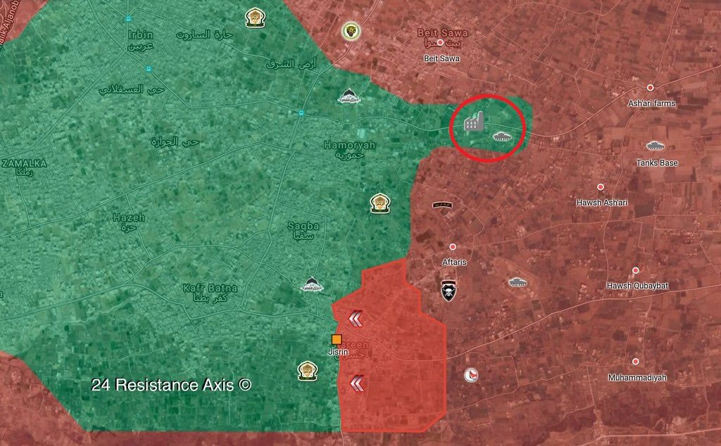 Overview Of Battle For Eastern Ghouta On March 15, 2018 (Maps, Videos)