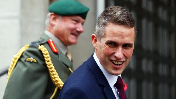 "Russian Military: ""Fishwife's Rhetoric"" Shows ""Intellectual Impotence"" Of British Defense Secretary"