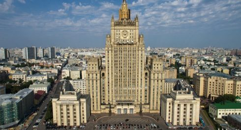 Russia Expels 23 British Diplomats, Shuts British Council