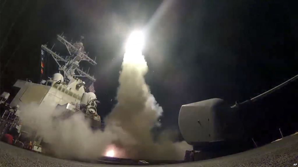 U.S. Deploys Naval Strike Groups For Attacks On Syria, Trains Militants For False Flag Chemical Attacks