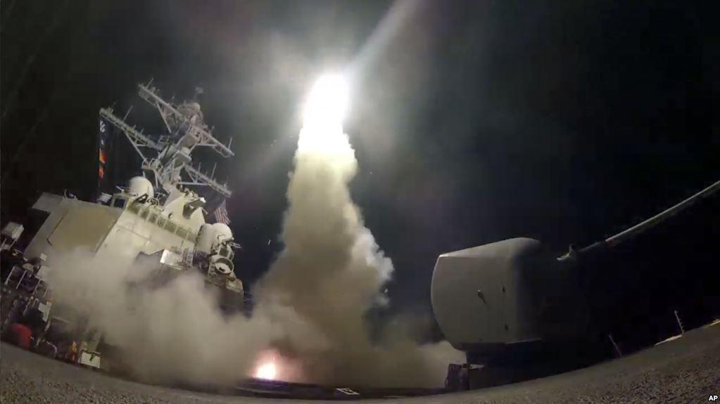 U.S. Deploys Naval Strike Groups For Attacks On Syria, Trains Militants For False Flag Chemical Attacks