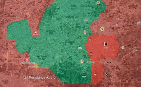 Overview Of Battle For Eastern Ghouta On March 18, 2018 (Map, Videos)