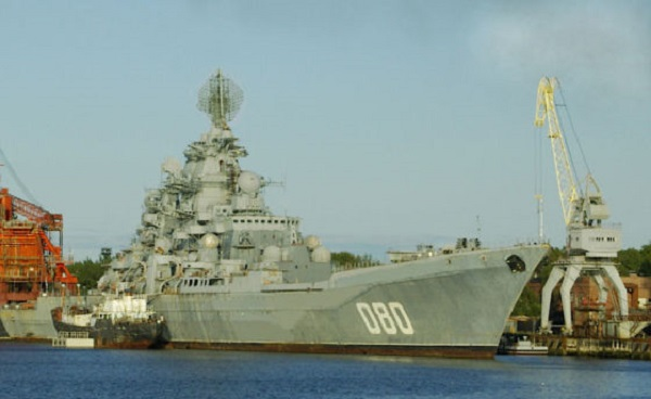 Russian Navy: Problems With Soviet Ship Upgrades