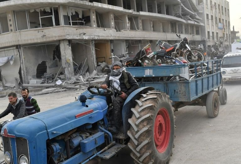 Erdogan Vows To Wipe Out Kurdish From Manbij-Qamishli Corridor In Northern Syria