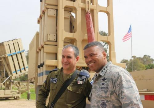 Top US General Says American Troops Should Be Ready To Die For Israel