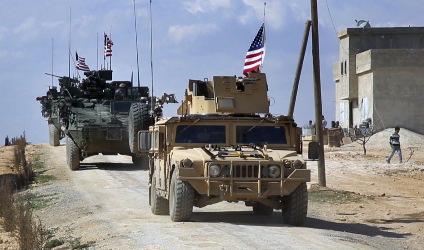 """Pentagon Says Any Military Action Into SDF-Held Area Is """"Unacceptable"""""""