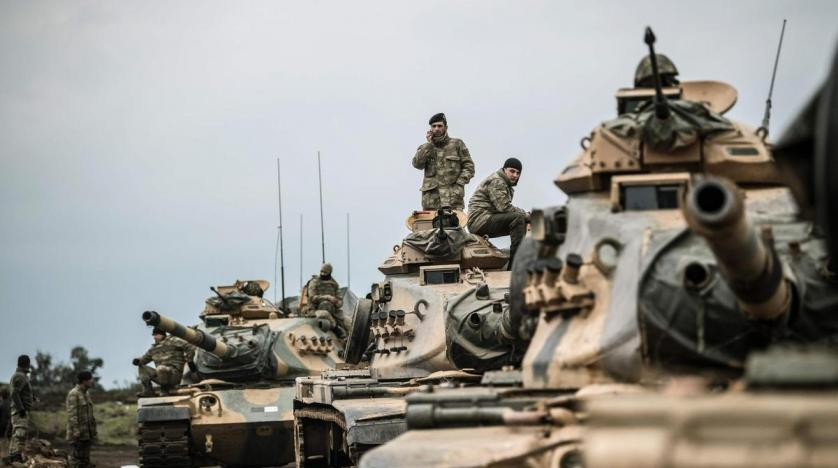 """Tigris Shield"": Turkey Prepares For Military Operation Against PKK In Northern Iraq - Media"