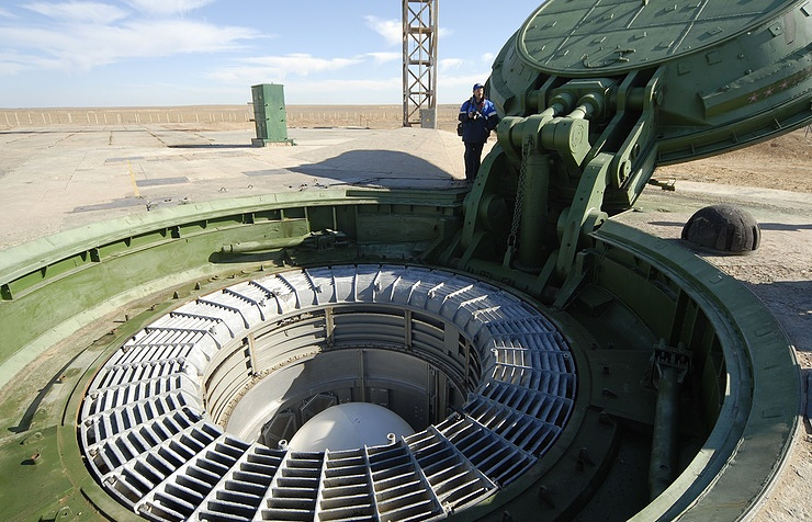 Avangard Hypersonic Missiles Replace Rubezh ICBMs In Russia's Armament Plan Through 2027 - Media