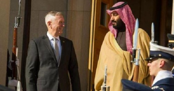Trump Admin Approves $1BN Arms Deal With Saudi Arabia, Including 6,700 Missiles