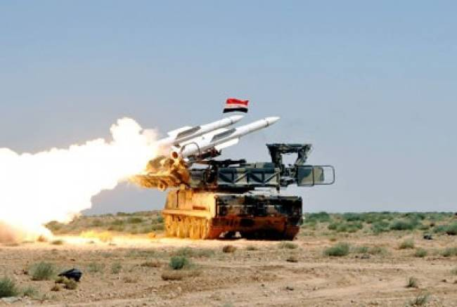 Syrian Air Defense Forces Ready To Repel US Strikes - Envoy